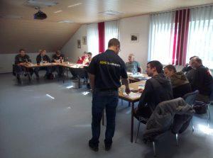 Lizenzlehrgang Sportwart der Streckensicherung @ Feuerwehrhaus Höchstädt