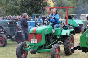 Oldtimer Traktortreffen am Ring @ KTM- Ring Höchstädt