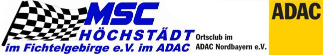 MSC Höchstädt Logo