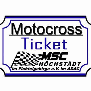 Trainings-Ticket MX-Moto-Cross