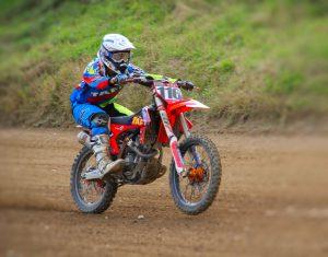 Motocross und Quadttraining